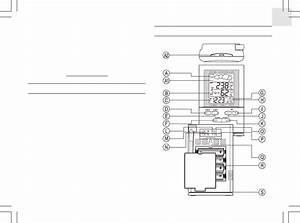 Oregon Scientific Thermo Sensor Mode Demploi