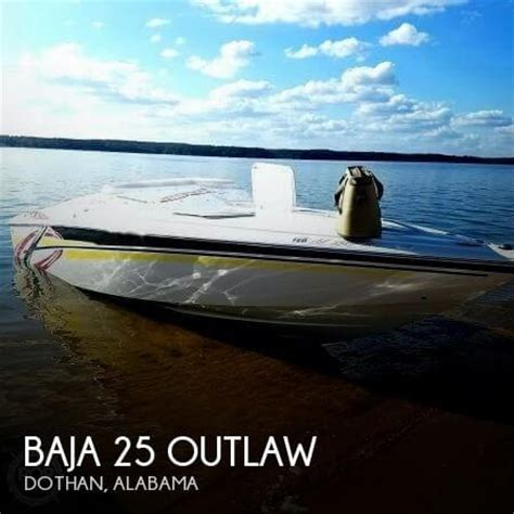 Baja Boats For Sale Alabama by Baja 25 Outlaw For Sale In Dothan Al For 40 000 Pop Yachts