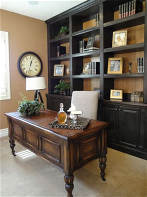 Decorating Ideas For A Home Office - home office decorating ideas for comfortable workplace