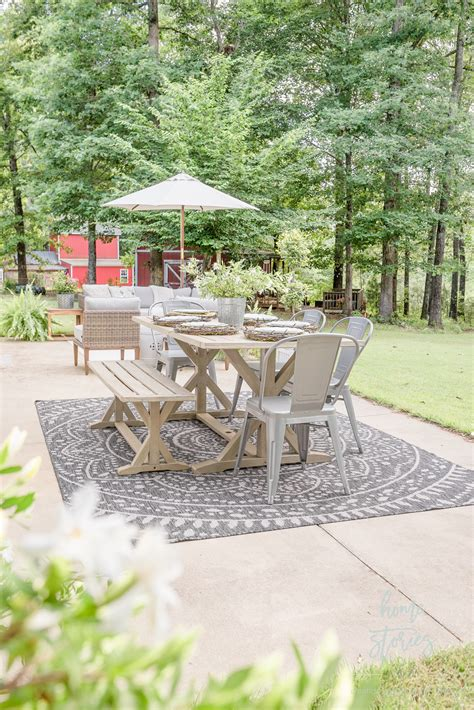 backyard ideas for summer beautiful neutral summer patio decorating ideas and tips