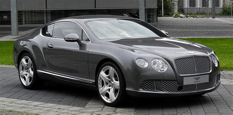 bentley continental wikiwand