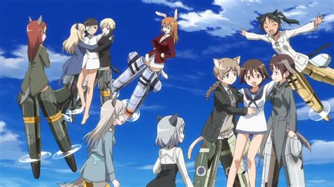 anime strike el nuevo anime de strike witches no ser 225 nueva temporada