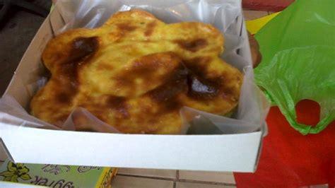 udah  nyobain kue bingke khas pontianak cumibunting