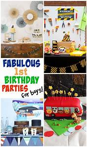 1st Birthday Party Ideas For Boys! - Design Dazzle