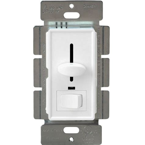 light dimmer switch decorator dimmer light wall switch 3 way led locator