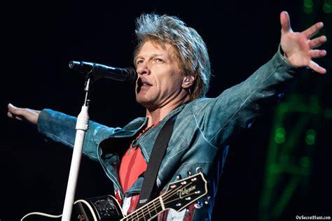 Bon Jovi Tickets Jam Buyanyseat After Band Books
