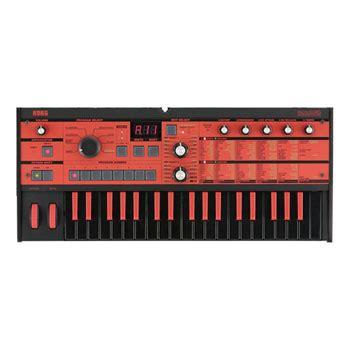 korg microkorg 37 note synthesizer vocoder limited