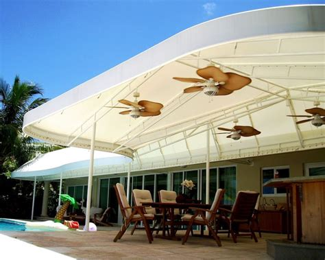 Pool Deck Awnings & Canopies