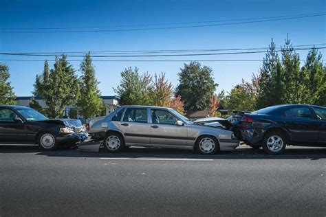 Types Of Damages In A Car Accident