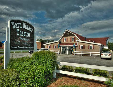 The Barn Greensboro Nc by Barn Dinner Theatre Greensboro Convention And Visitors