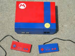 Custom Nintendo NES Systems