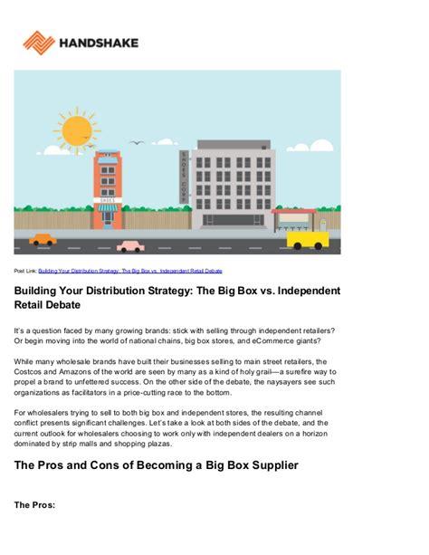 9 retail sales tricks handshake building your distribution strategy the big
