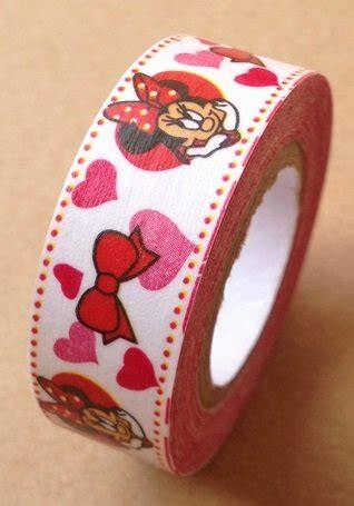 minnie mouse washi tape  pretty buy design