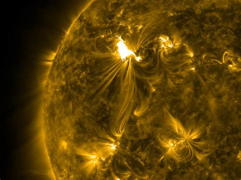 Solar Storm: Why It Fizzled ... for Now