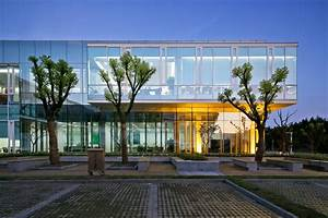 Jinqiao 21 Office    Space Cube Design Lab