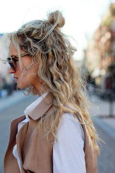style hair the coolest updo ideas for hair half bun 8932