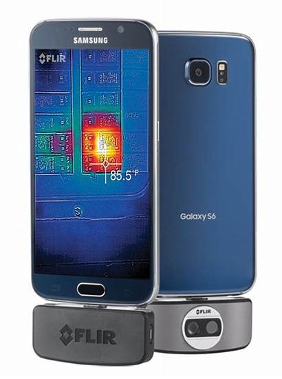 Flir Android Camera Generation Infrared Attachment Phones