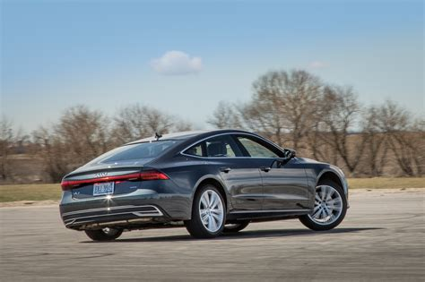 2019 audi a7 review tech updates keep old favorite fresh news cars com
