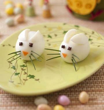 cuisine en dur petites souris en oeuf dur recette rigolo oeufs durs