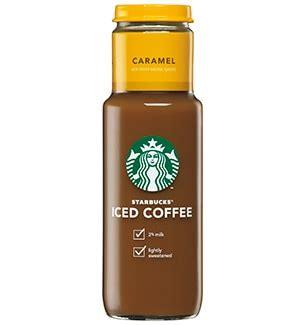Starbucks coffee is crafted with expertly roasted 100% arabica coffee beans. Starbucks® Caramel Iced Coffee | Starbucks Coffee Company