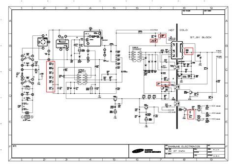 elektrotanya ccfl samsung bn44 00157a inverter service manual schematics eeprom repair info for