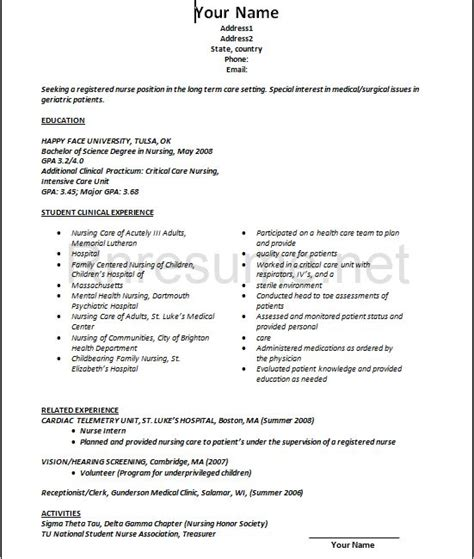 Resume Cosmetology Example Recent Graduate Beautiful