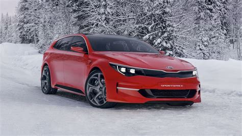 kia sportspace concept gallery  top speed