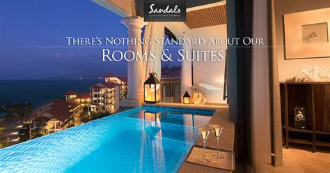 accommodations   luxury resorts sandals