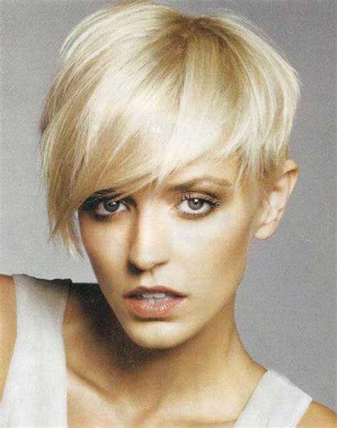 short blonde haircuts   short