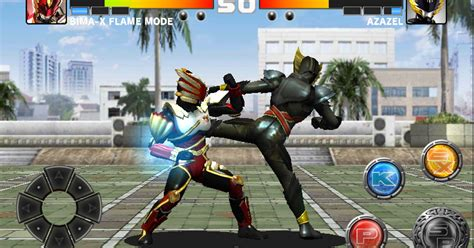 Download Game BIMA X Satria Garuda Di Android Dan Review