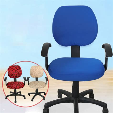 office chair cover office computer chair covers chair cover armrest seat 25750
