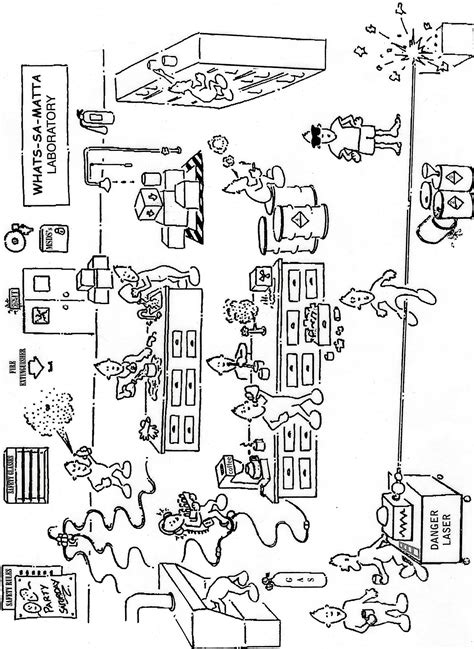 science lab safety worksheet newatvsinfo