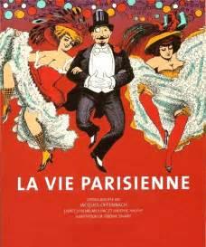 la vie parisienne op 233 rette th 233 226 tre musical