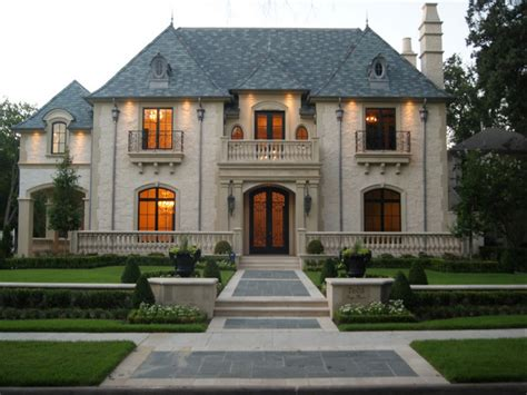 French Provincial Style Homes French Style Homes