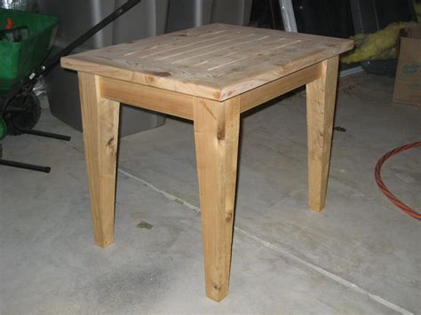 wood side table plans p balok guide wood side table design plans