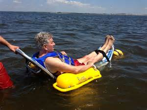 Floating Beach Wheelchair