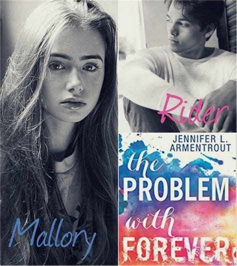 the problem with forever by armentrout entwined hearts in 2019 the problem with