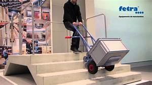 Comment Transporter Un Frigo : diable de manutention pour escaliers tap france manutention youtube ~ Medecine-chirurgie-esthetiques.com Avis de Voitures