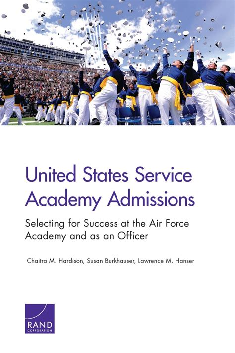 united states service academy admissions selecting
