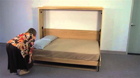 deluxe murphy bed kits  create  bed youtube