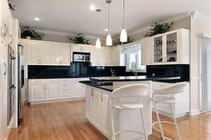 Backsplash, Ideas, For, Your, White, Shaker, Kitchen