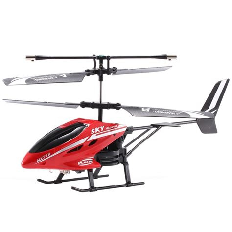 Electronic Rc Helicopters 2.5 Channel Radio Flying Plane
