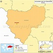 Where is Smolensk | Location of Smolensk in Russia Map