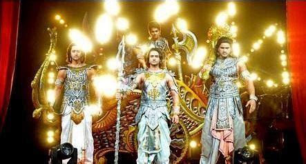 pics team mahabharat works hard  jakarta
