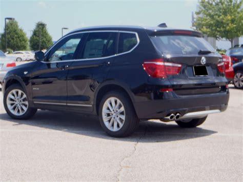 2013 Bmw X3 Xdrive28i by Export New 2013 Bmw X3 Xdrive28i Black On Black