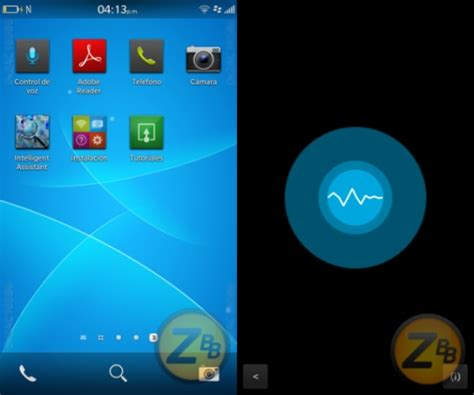 siri for android banned from leaks show blackberry working on a rival to siri