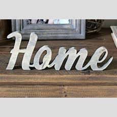 Rustic Home Sign  Pretty Handy Girl
