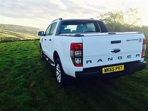 2017 Ford Ranger Wildtrak Uk