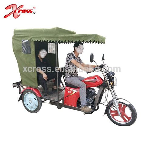 150cc rickshaw mototaxi passenger tricycle taxi motorcycle three wheel bicycle for adults tuk