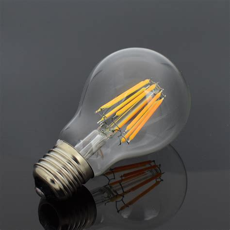 round led light bulbs e27 e14 e12 dimmable edison filament light led bulb
